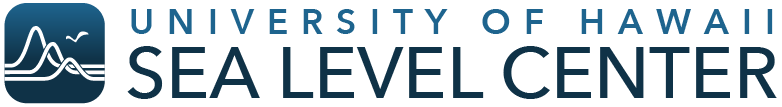University of Hawaii Sea Level Centre logo